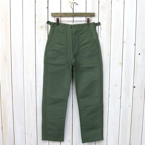 『Fatigue Pant-Cotton Double Cloth』(Olive)