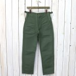 ENGINEERED GARMENTS『Fatigue Pant-Cotton Double Cloth』(Olive)