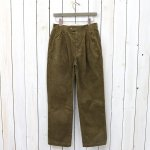 ENGINEERED GARMENTS『Emerson Pant-11W Corduroy』