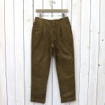 ENGINEERED GARMENTS『Willy Post Pant-11W Corduroy』