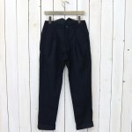 ENGINEERED GARMENTS『Willy Post Pant-Uniform Serge』