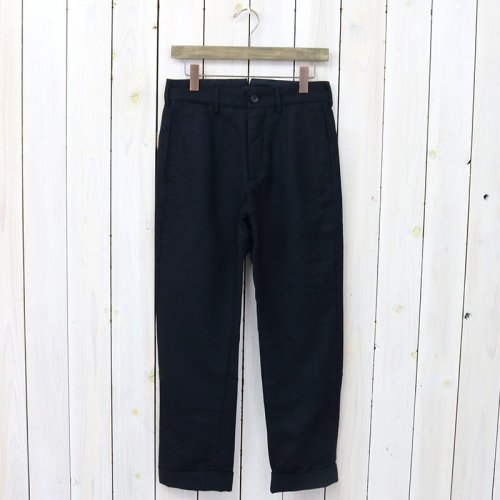 『Andover Pant-Worsted Heavy Wool』(Dk.Navy)