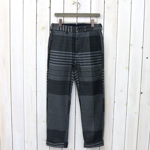 『Andover Pant-Worsted Wool Plaid』