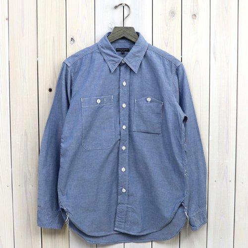 『Work Shirt-Cotton Chambray』