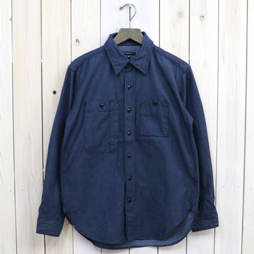 ENGINEERED GARMENTS『Work Shirt-Lt.Weight Denim』