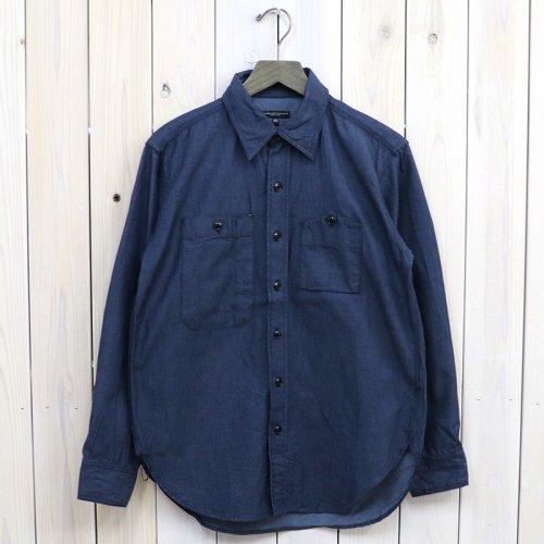 『Work Shirt-Lt.Weight Denim』