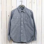 ENGINEERED GARMENTS『Work Shirt-Solid Flannel』(H.Grey)