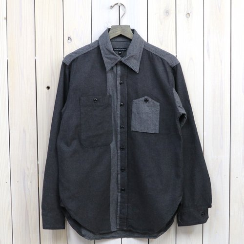 ENGINEERED GARMENTS『Work Shirt-Big HB St.』(Grey)