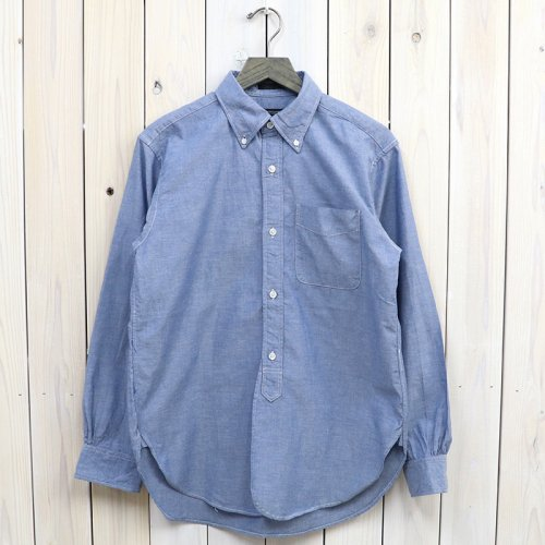 ENGINEERED GARMENTS『19th BD Shirt-Cotton Chambray』
