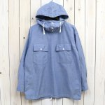 ENGINEERED GARMENTS『Cagoule Shirt-Cotton Chambray』