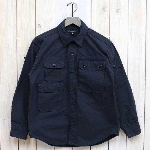 『CPO Shirt-Nyco Ripstop』(Dk.Navy)