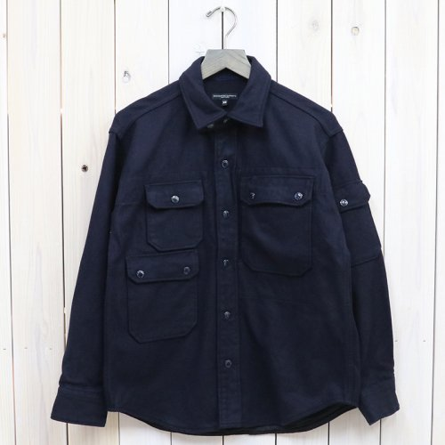 『CPO Shirt-20oz Melton』