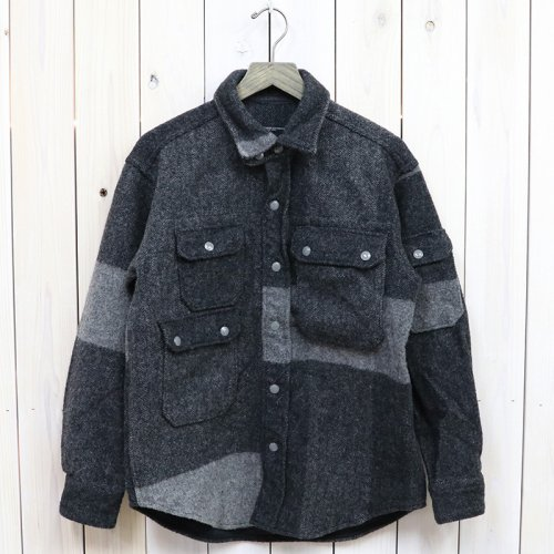 『CPO Shirt-Hv.Weight Big Plaid H.B』