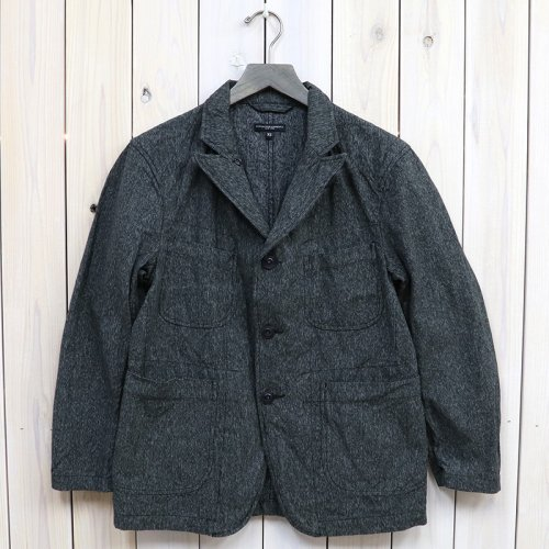 『Bedford Jacket-Salt and Pepper Twill』