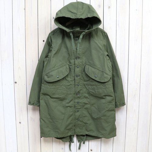 『Highland Parka-Nyco Ripstop』(Olive)