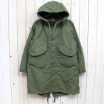 ENGINEERED GARMENTS『Highland Parka-Nyco Ripstop』(Olive)