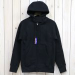 ENGINEERED GARMENTS WORKADAY『Raglan Zip Hoody』(Black)