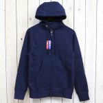 ENGINEERED GARMENTS WORKADAY『Raglan Zip Hoody』(Navy)