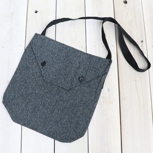 『Shoulder Pouch-Salt and Pepper Twill』