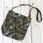 ENGINEERED GARMENTS『Shoulder Pouch-Hummingbird Jacquard』
