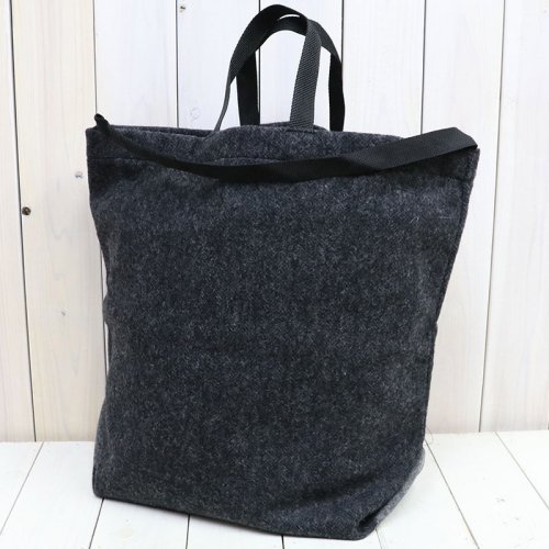 『Carry-All Tote w/Strap-Hv.Weight Big Plaid H.B』