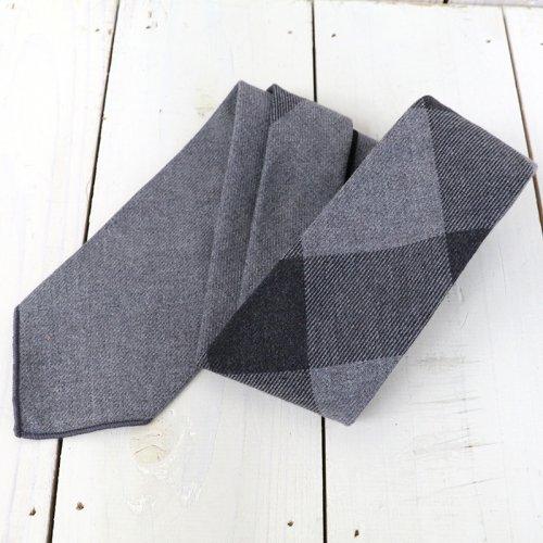 『Neck Tie-Big Plaid』