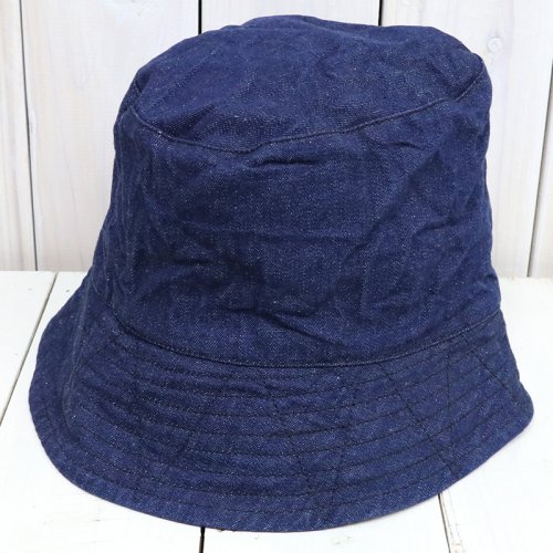 『Bucket Hat-11oz Cone Denim』