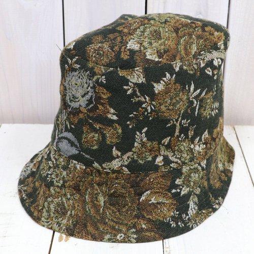 『Bucket Hat-Hummingbird Jacquard』