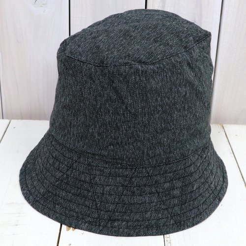 『Bucket Hat-Salt and Pepper Twill』