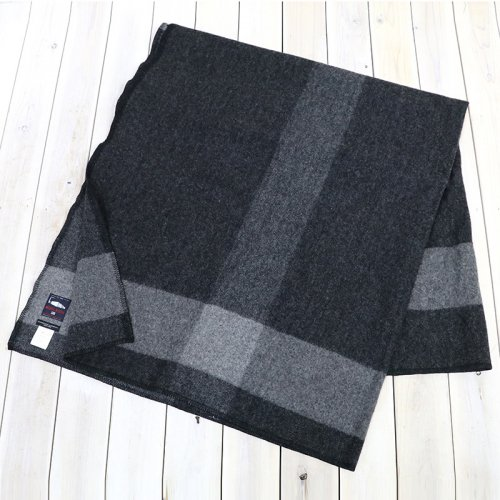 『Wool Blanket-Hv.Weight Big Plaid H.B』