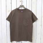 THE NORTH FACE PURPLE LABEL『7oz H/S Pocket Tee』(Brown)
