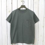 THE NORTH FACE PURPLE LABEL『7oz H/S Pocket Tee』(Khaki)