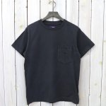 THE NORTH FACE PURPLE LABEL『7oz H/S Pocket Tee』(Slate Gray)