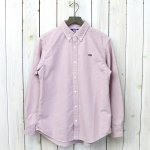 THE NORTH FACE PURPLE LABEL『Cotton Polyester OX B.D Shirt』(Pink)