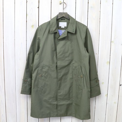 『GORE-TEX® Soutien Coller Coat-Nylon GORE-TEX』(Khaki)