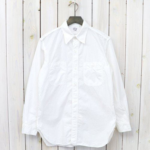 『VINTAGE FIT WORK SHIRTS』(WHITE)