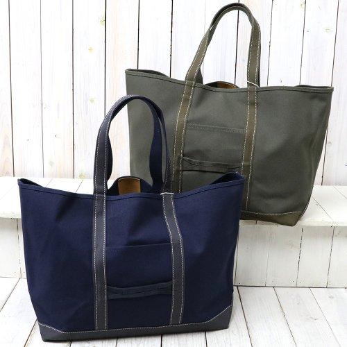 『Cotton Canvas Tote Bag L』