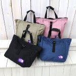 THE NORTH FACE PURPLE LABEL『Tote Bag S』