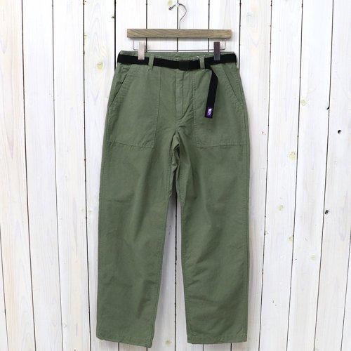 『Cotton Ripstop Field Pants』(Khaki)