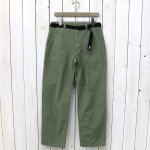 THE NORTH FACE PURPLE LABEL『Cotton Ripstop Field Pants』(Khaki)