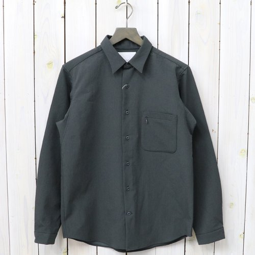『ALPHADRY Shirt』(Heather Gray)