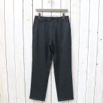 nanamica『Warm Dry Pants-SUCF730』(Charcoal)
