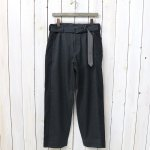 nanamica『Warm Dry Pants-SUCF732』(Charcoal)