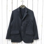 nanamica『Warm Dry Jacket』(Charcoal)