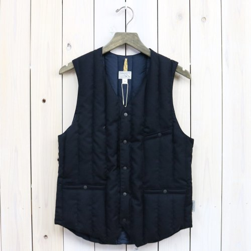 『Down Gillet』(NAVY)
