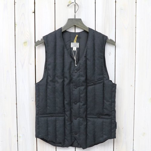 『Down Gillet』(GRAY)