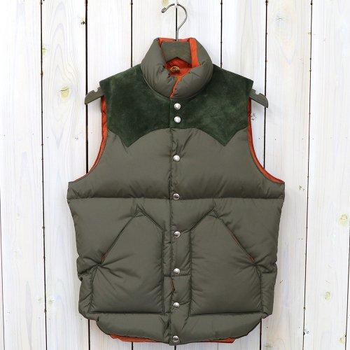『Down Vest』(OLIVE)