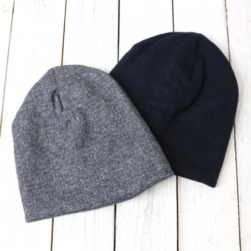 『Long Beanie-Sweater Knit』