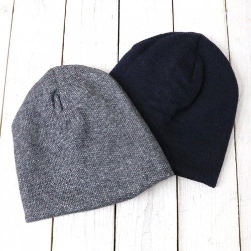 『Long Beanie-Sweater Knit』