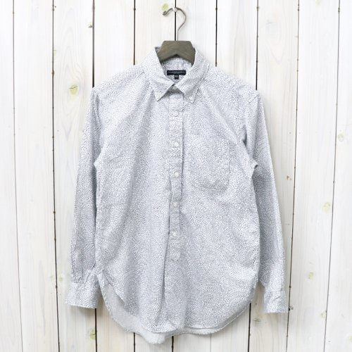『19th BD Shirt-Grey Print』(Branch)